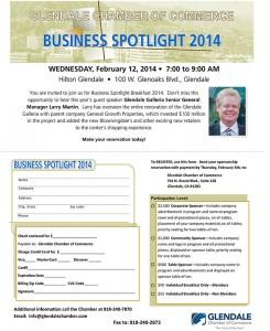 Business Spotlight 2014