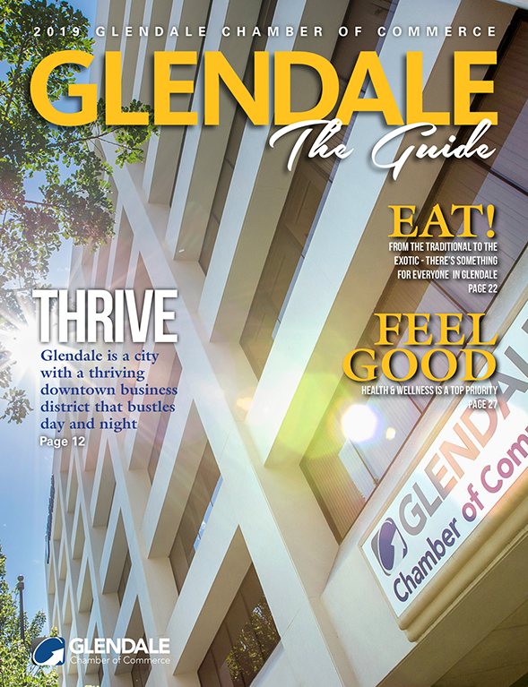 2016 Glendale The Guide Cover