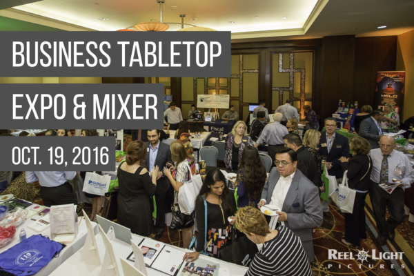 Tabletop Expo and Mixer