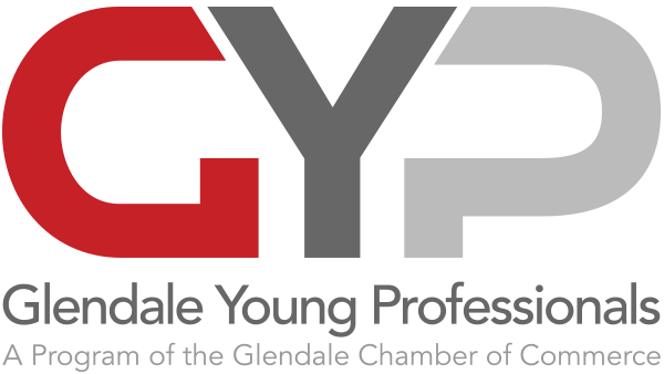 Glendale Young Professionals (GYP) Logo